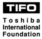Toshiba International Foundation (TIFO)